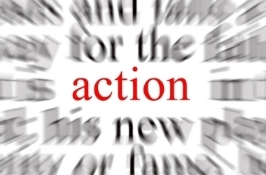 Use Verbs to Convey Action