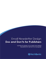Email Newsletter Design Dos and Don'ts for Publishers