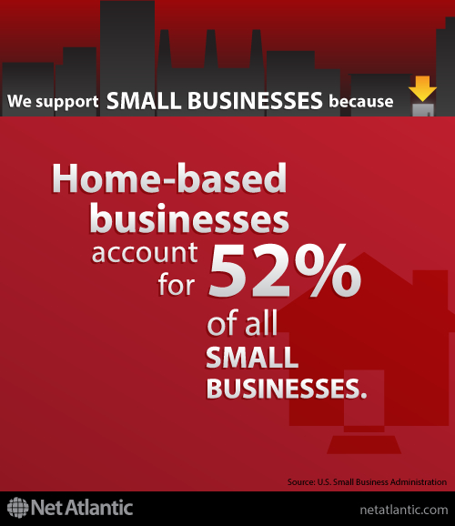 We support small business! Here's Reason #4