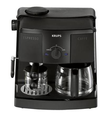 Announcing Winner of KRUPS XP1500 Espresso/Coffee Maker