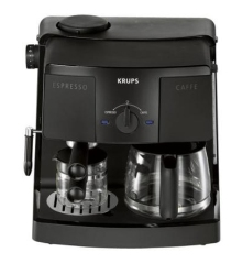 Announcing Winner of KRUPS XP1500 Espresso/Coffee Maker