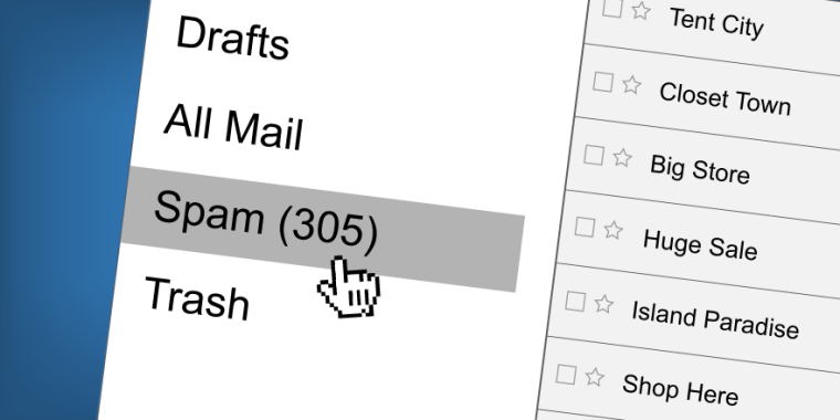 spam-email