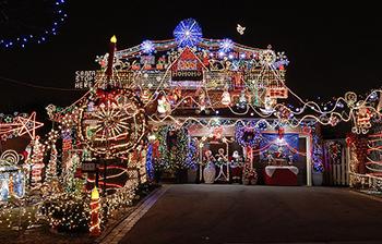 Over-The-Top Christmas Decor